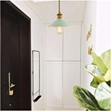 Minimalist Chandelier Study Room Simple Fashion Pendant Light-Green/Powder-Aisle Corridor Lighting Ceiling Light -Z89 (Col...