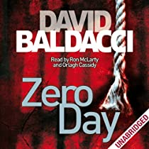Zero Day: John Puller, Book 1 - Audiobook | Audible.com