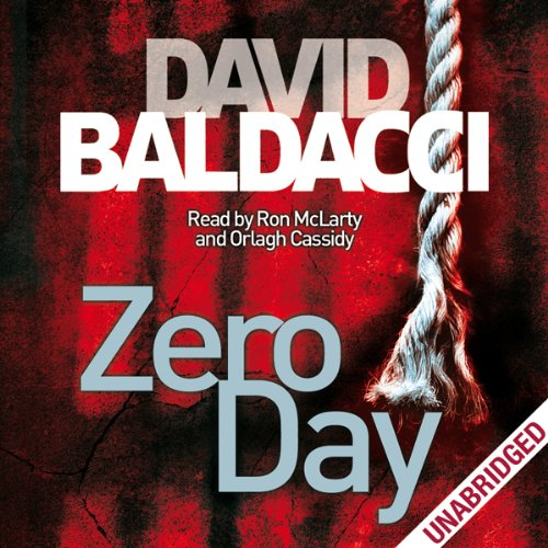 Zero Day: John Puller, Book 1 audiobook cover art