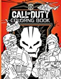 Call Of Duty Coloring Book: Call Of Duty Creativity & Relaxation Coloring Books For Adults With Exclusive Images