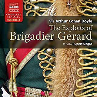 Doyle: The Exploits of Brigadier Gerard audiobook cover art
