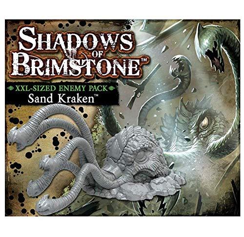 Shadows of Brimstone: The Sand Kraken XXL Enemy Pack