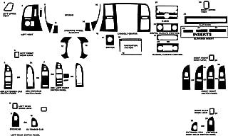 Rdash Dash Kit Decal Trim for Chevrolet Silverado 2007-2013 (WT / LT) - Camouflage (Grass Blades)
