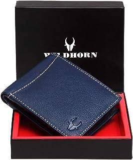 WildHorn Blue Men's Wallet…
