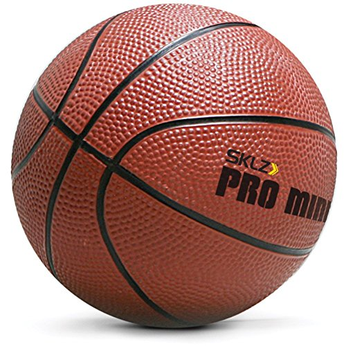 Lowest Price! SKLZ Pro Mini Hoop 5-Inch Rubber Basketball