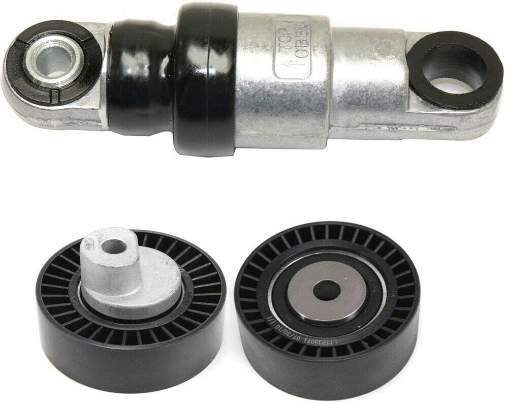 Kit Accessory Belt Tensioner Compatible with 530 Oklahoma City Mall 325 330 525 323 Cash special price