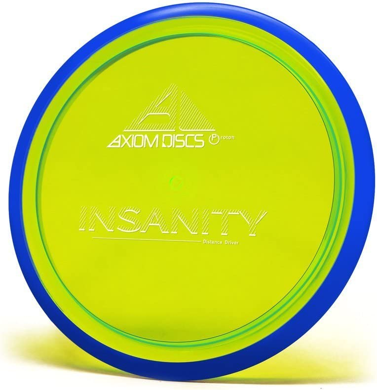Ranking integrated 1st place Axiom Discs Proton Insanity Disc Vary Golf Driver Easy-to-use Colors May