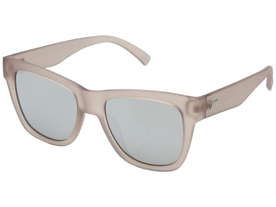 Le Specs Escapade (Matte Stone Ombre) Fashion Sunglasses