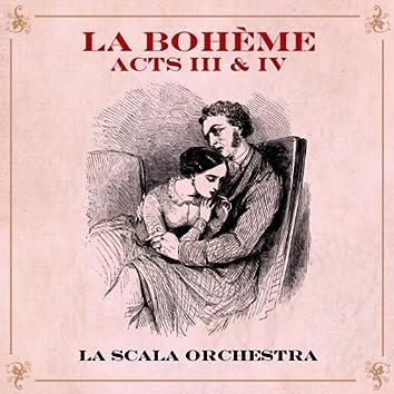 Puccini: La Bohème Acts III & IV