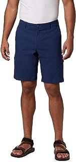 Columbia Men's Ultimate Roc Flex Cargo Shorts, Carbon, 40