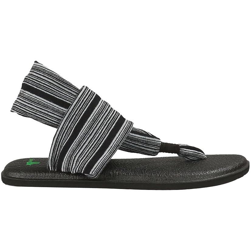 陽気なファンドリンクサヌーク Sanuk レディース シューズ サンダル Yoga Sling 2 Sandal [並行輸入品]