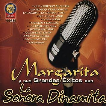 Margarita y Su Grandes Exitos