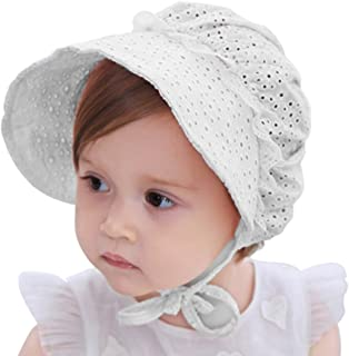 My Little Baby Baby Girls Sun Hat Summer Baby Hats Fashion Hollow Sun Protection Caps Floppy Beach Hat Vacation Caps