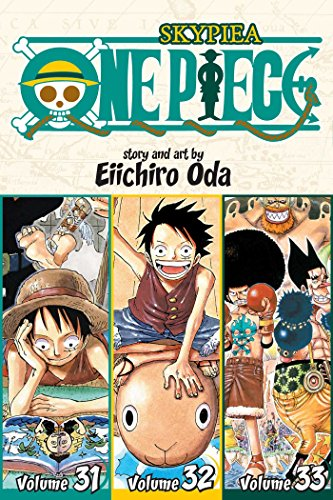 One Piece Skypeia 31-32-33: Shonen Jump Manga Omnibus Edition: Includes vols. 31, 32 & 33: 11