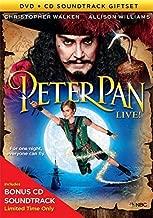 peter pan live dvd