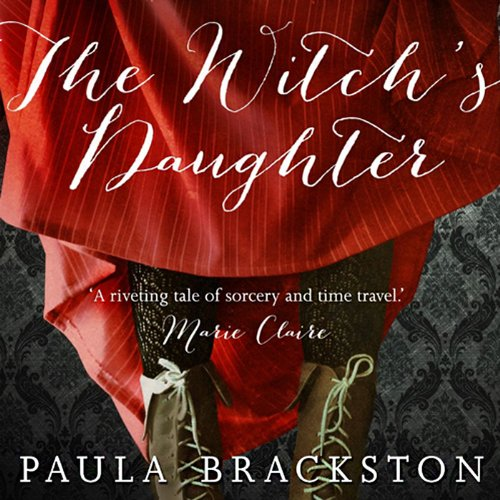 The Witch's Daughter audiobook cover art