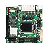 Jetway JNF795T2-Q170 Intel Skylake/Kabylake Networking Thin Mini-ITX Motherboard w/ 4X GbE LAN, RJ45 Serial, iAMT and vPro Support