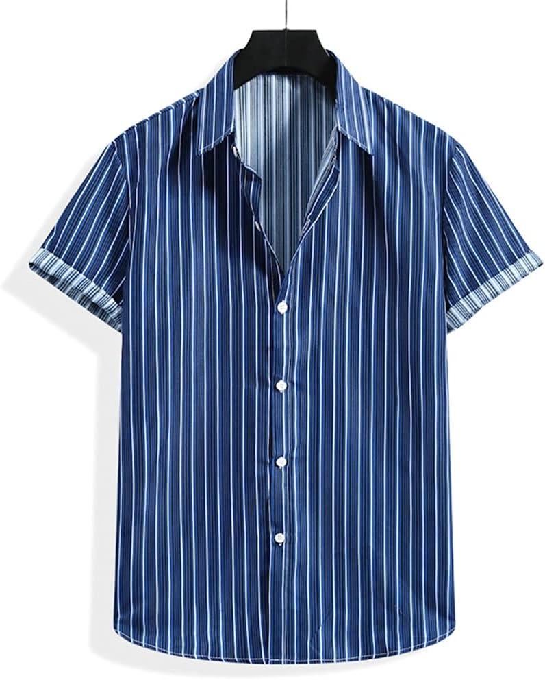 SPNEC Summer New Shipping Free Shipping Ranking TOP2 Fashion Men Shirts Collar Sl Stand Streetwear Short