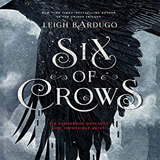Six of Crows cover art