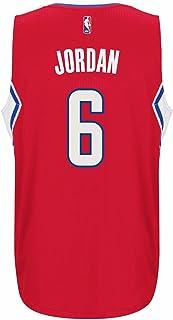 25f7988caff adidas Deandre Jordan Los Angeles Clippers Swingman Jersey Red