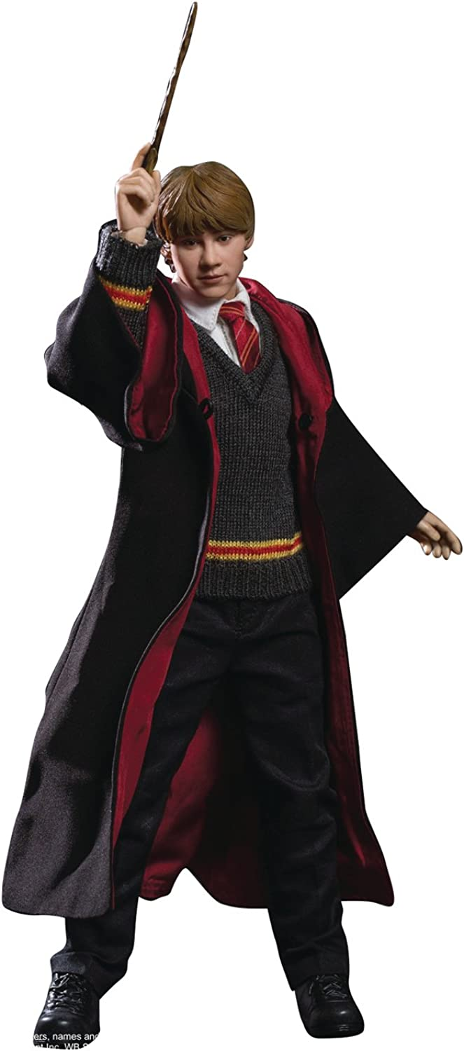 Harry Potter My Favourite Movie Action Figure 1 6 Ron Weasley 29 cm Star Toys