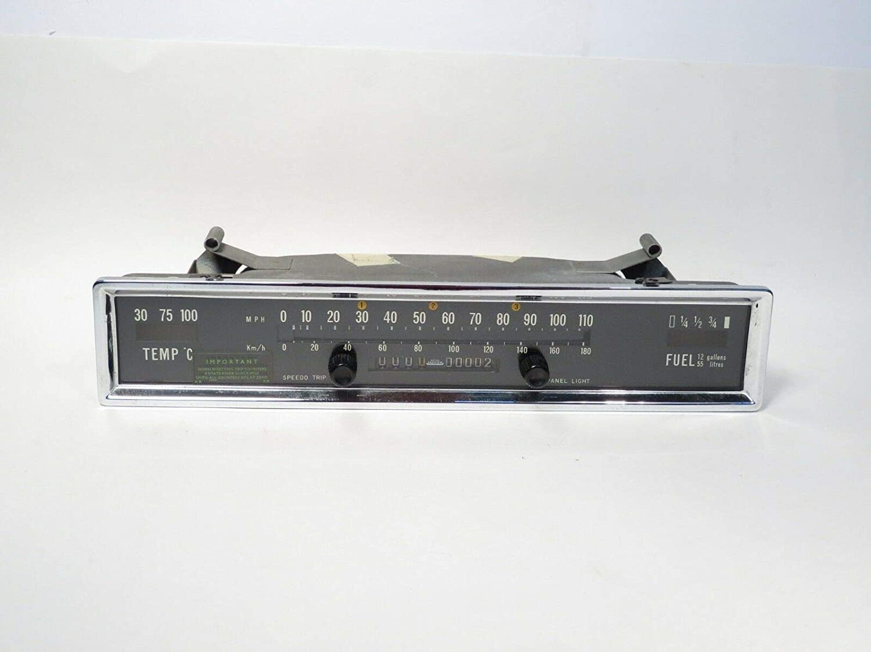 EPC Speedometer NOS Jaeger Brand 00A Fits TC Jacksonville 5 ☆ very popular Mall SR8301 Rover