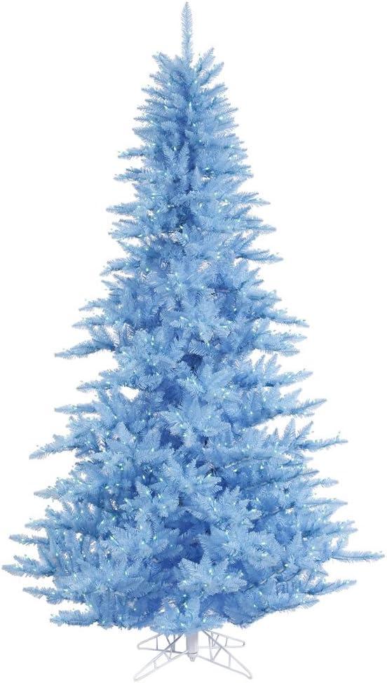 Vickerman Pre-Lit Fir Tree with safety 400 B Sky Lights Mini Sale item 5.5-Feet