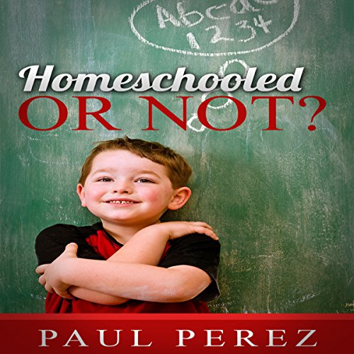 Homeschooled or Not? cover art
