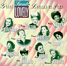 Great Ladies Of Song Vol. 1-sweet & Lovely Mainstream Jazz