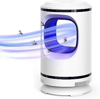 Ahlirmoy Lampe Anti Moustique, Anti Moustique Exterieur, LED Lampe pour Intérieur UV Tueur de Moustique Non Toxique/Pas de...