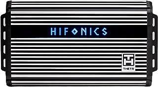 $199 » Hifonics ZTH-1425.4D Zeus Theta Compact Full Range 4 Channel Car Audio Amplifier (Silver) – Class D Amp, 1400-Watt, Onboar...