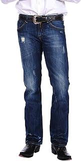 Stetson Men's 1014 Rocker Bootcut Jean