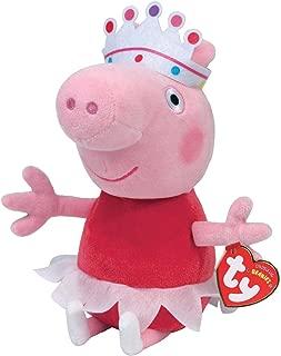 Ty Beanie Babies - Ballerina Peppa Pig (UK Exclusive)