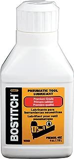 BOSTITCH PREMOIL-4OZ Premium Pneumatic Tool Oil