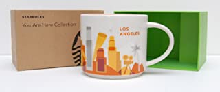 Starbucks New 2013 You Are Here Collection Los Angeles 14oz