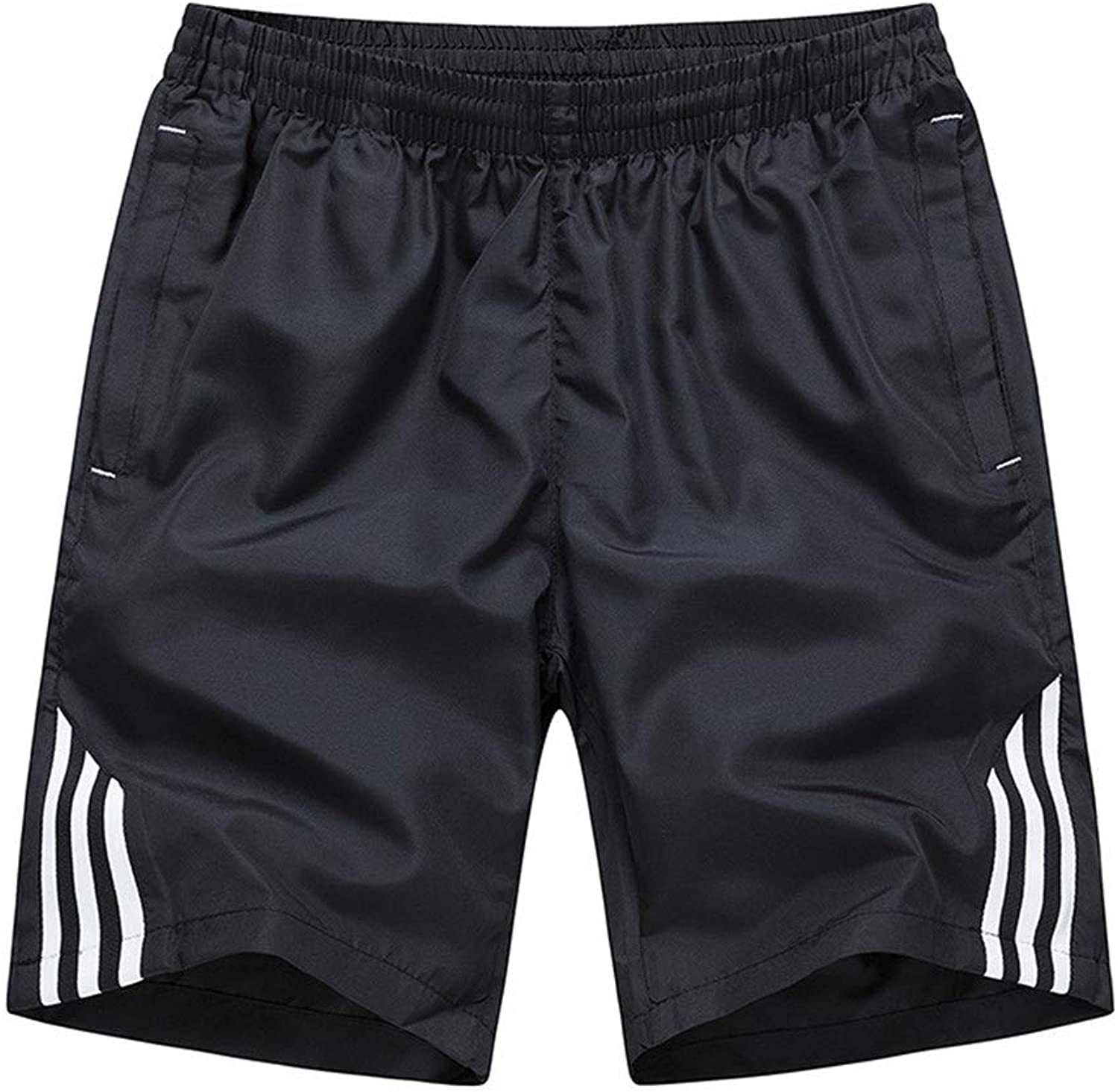05a99f5b56 2019 Men's Shorts Casual Casual Casual Pants Summer Loose Breathable Sports  Fitness Shorts Mens Outdoor Large Size Running Pants,1,L 09346c
