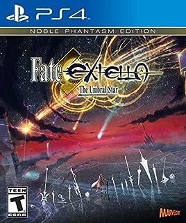 Fate/EXTELLA: The Umbral Star - 'Noble Phantasm' Edition - PlayStation 4