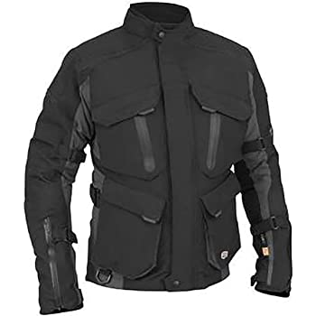 Motorradjacke Herren Damen Kurze Textil Motorrad Jacke CE Zertifizierte Schutzausr/üstung Wasserdicht Reflek Motorrad Jacke