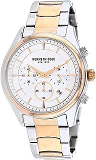ساعة كينيث كول للرجال KC50946003 كوارتز فضية