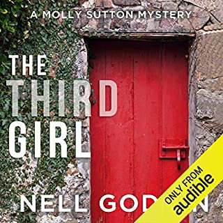 The Third Girl     Molly Sutton Mysteries, Book 1              By:                                                                                                                                 Nell Goddin                               Narrated by:                                                                                                                                 Becket Royce                      Length: 6 hrs and 36 mins     230 ratings     Overall 3.7
