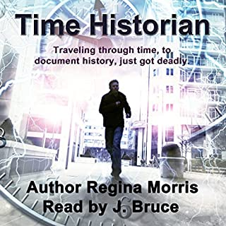 Time Historian audiobook cover art
