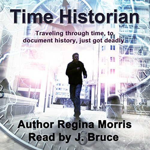 Couverture de Time Historian