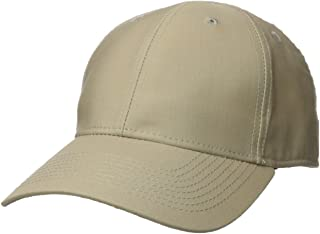 5.11 Tactical Men's Taclite Polyester Cotton Buckram Lined Uniform Cap, TDU Khaki, Style 89381