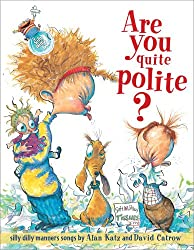 are you quite polite poetry book for kids