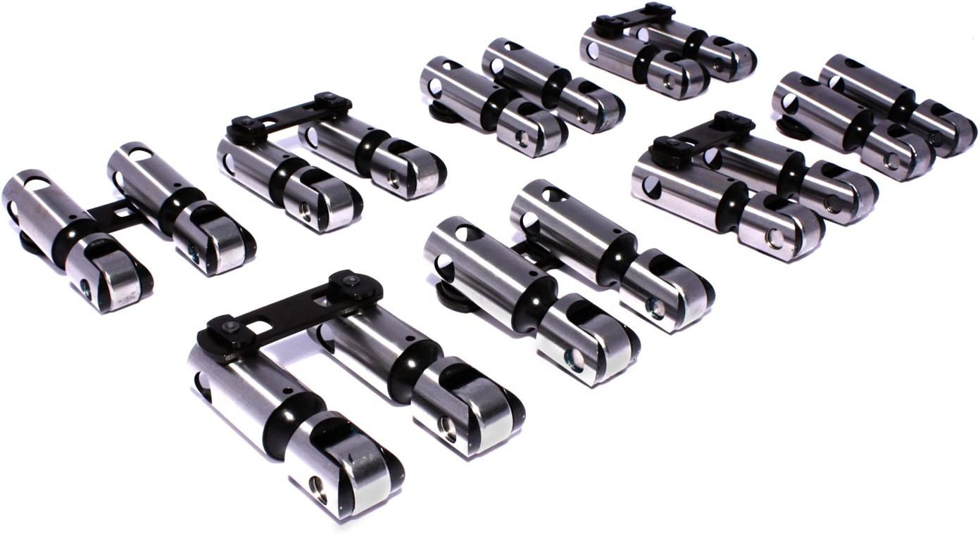 COMP Cams 871-16 Endure-X Solid Max 74% OFF for Chevrolet Roller Lifter Set Super Special SALE held