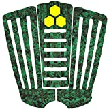 Channel Islands Surfboards Yadin Nichol Traction Pad, Green Camo, One Size