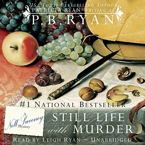 Still Life with Murder audiobook cover art