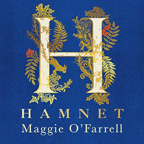 Hamnet audiobook cover art