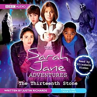 The Sarah Jane Adventures cover art