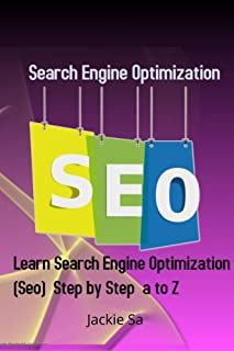 SEO: Learn Search Engine Optimization (Seo) Step by Step a to Z (English Edition)